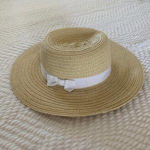 Gymboree Easter Spring Summer Wide Brim Hat